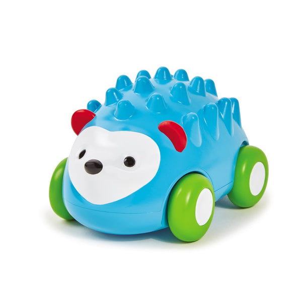 Skip Hop Hedgehog Pull & Go Car