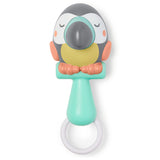 Skip Hop Tropical Paradise Toucan Maraca Rattle
