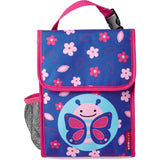 Skip Hop Zoo Blossom Butterfly Lunch Bag