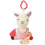 Skip Hop Llama Bandana Buddies Activity Toy