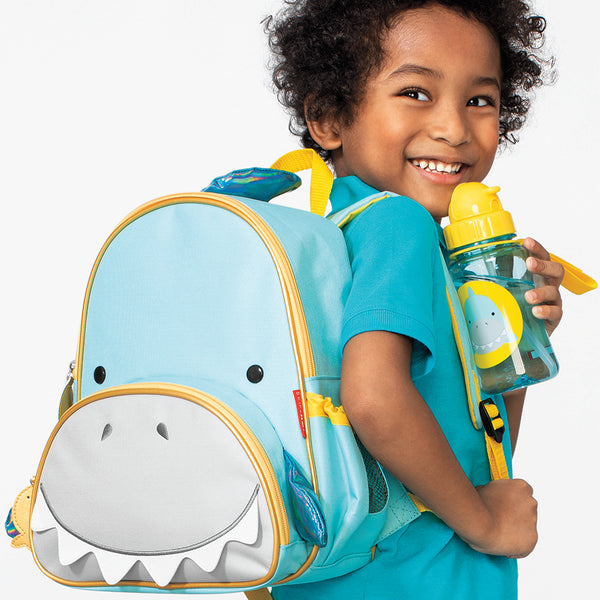 Skip Hop Zoo Simon Shark Backpack (1)
