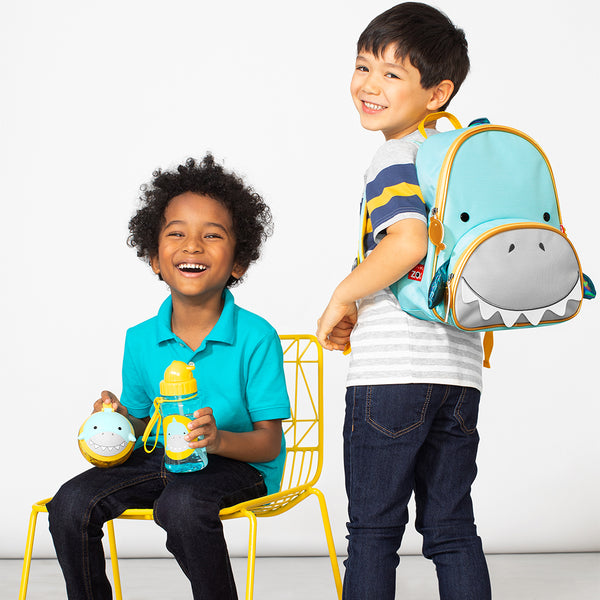 Skip Hop Zoo Simon Shark Backpack (2)