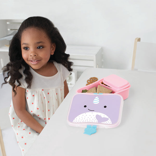 Skip Hop Zoo Lunch Kit - Narwhal (1)