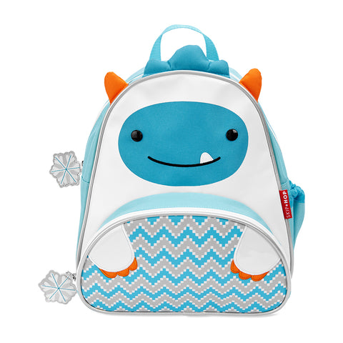Skip Hop  Zoo Winter Yeti Backpack