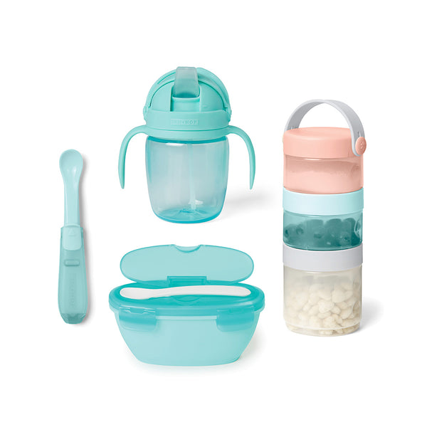 Skip Hop Infant Feeding Mealtime Essentials Set