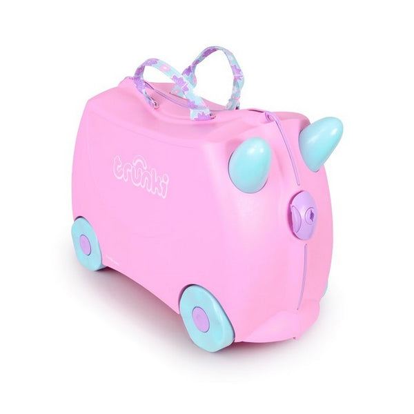 Trunki Suitcase - Rosie (Made in UK)
