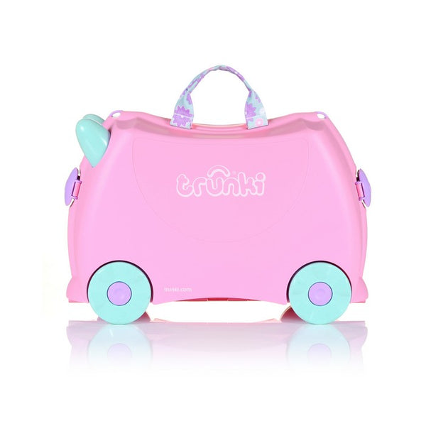 Trunki Suitcase - Rosie (Made in UK) (1)