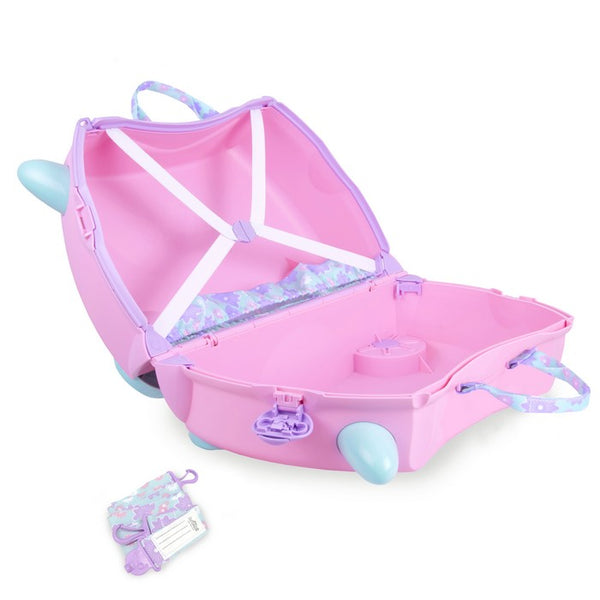 Trunki Suitcase - Rosie (Made in UK) (2)