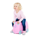 Trunki Suitcase - Rosie (Made in UK) (4)