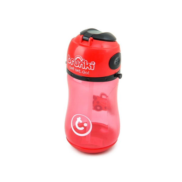 Trunki Water Bottle - Ladybug (1)