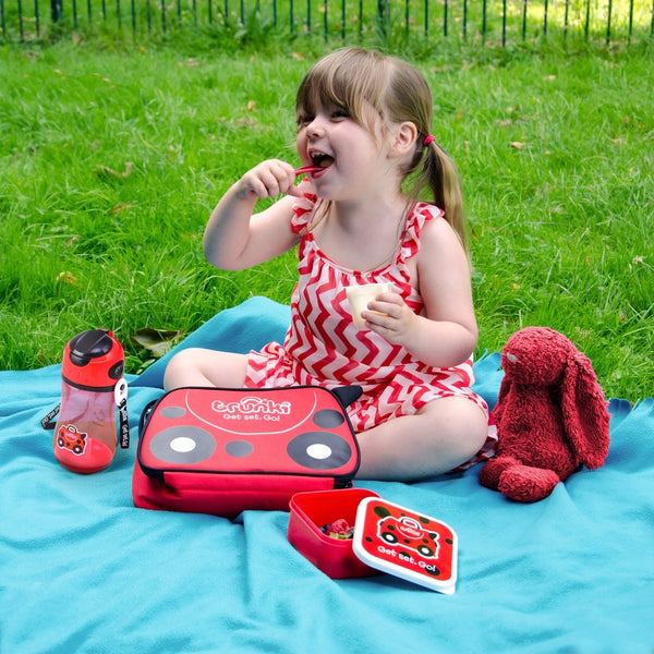 Trunki Water Bottle - Ladybug (3)