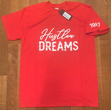 "Load image into Gallery viewer, ""HUSTLER DREAMS"" T-Shirt (Premium)"