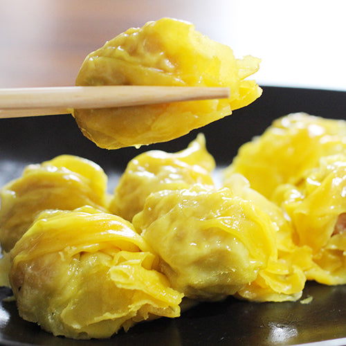 JC NH Wanton Siomai with Chili Garlic (30Pcs/Pack) with sauce