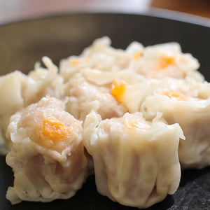 JC SK Hongkong Siomai with Chili Garlic (40pcs/Pack) with sauce