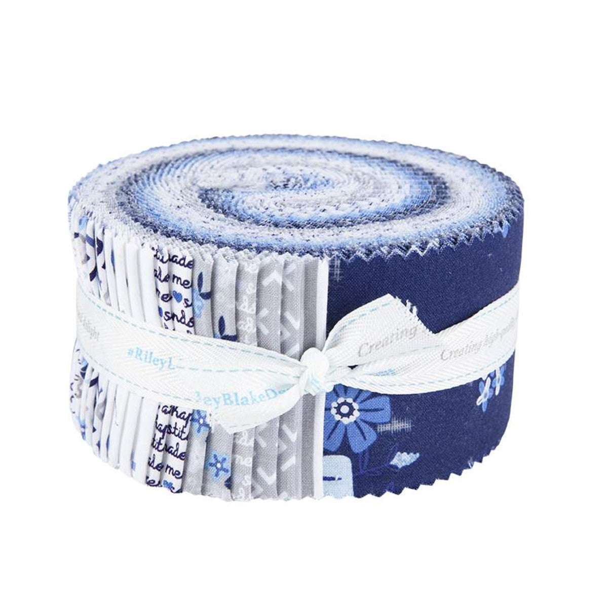 Blue Stitch - Rolie Polie 2-1/2