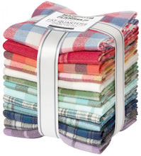 Load image into Gallery viewer, Mammoth Organic Flannel - Fat Quarter Bundle