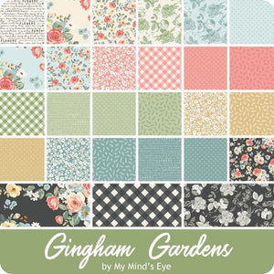 "Gingham Gardens - 10"" Stacker"