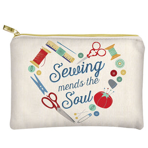Glam Bag - Sewing Mends the Soul