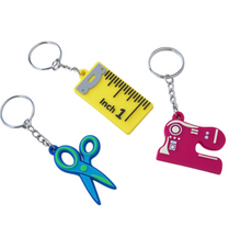 "Load image into Gallery viewer, ""Ruler"" Key Ring"