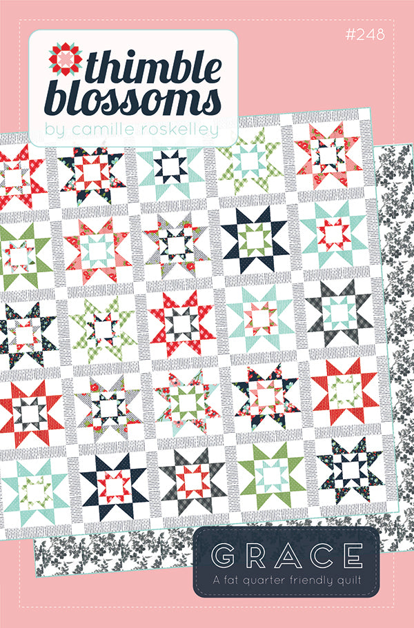 Grace by Thimble Blossoms - PAPER Pattern