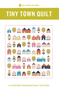 Tiny Town by Pen and Paper Patterns - PAPER Pattern