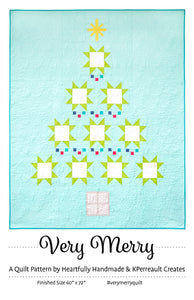 Very Merry - Digital PDF Pattern