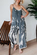 Kyledress Shirley Tie Dye Casual Jumpsuits