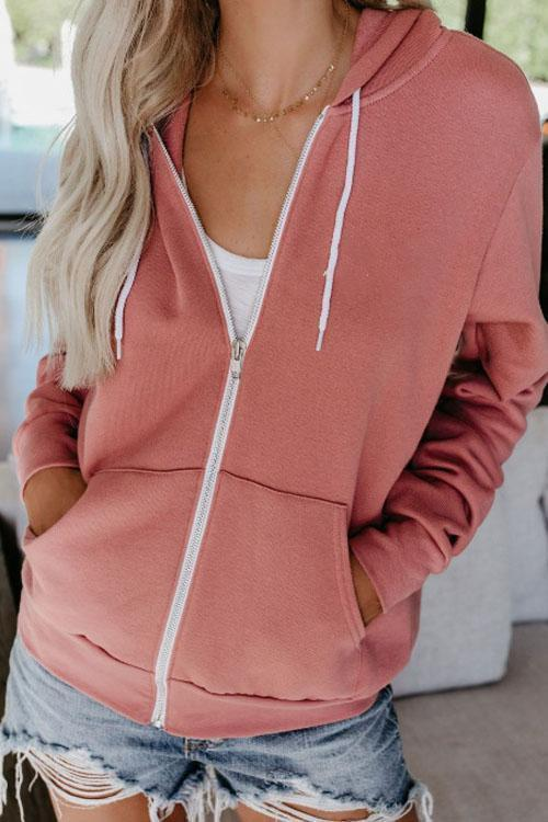 Kyledress Celeste Simple Shirt Hoodie