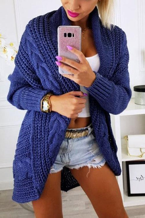 Kyledress Hayley Twisted Sweaters Cardigan