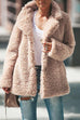Kyledress Lapel Solid Color Jacket Cardigan