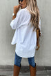 Kyledress Need More Button Loose Casual Shirt