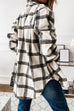 Kyledress Close To You Retro Plaid Loose Casual Shirt