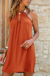 Kyledress Daenerys Casual Sleeveless Mini Dress
