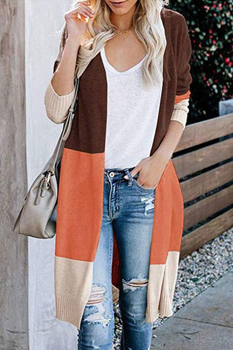 Kyledress  Estelle Colorful Sweaters Cardigan