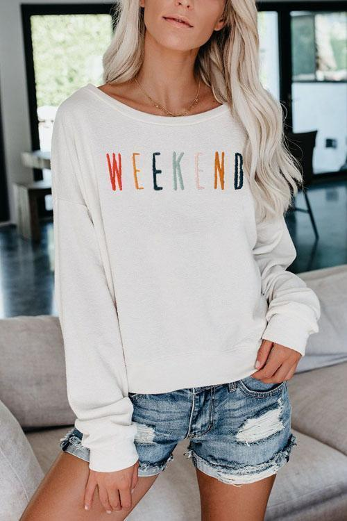 Kyledress Weekend Casual Hoodie