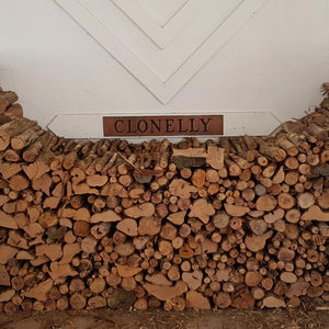 Bulk Firewood - Stacked For You