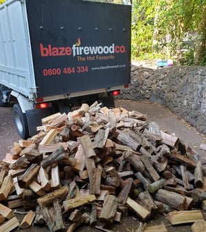 Premium Kiln Dried Ultimate Mix Firewood