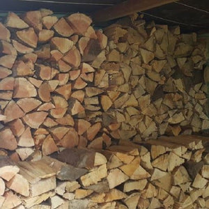 Hot Mix Firewood - Stacked For You