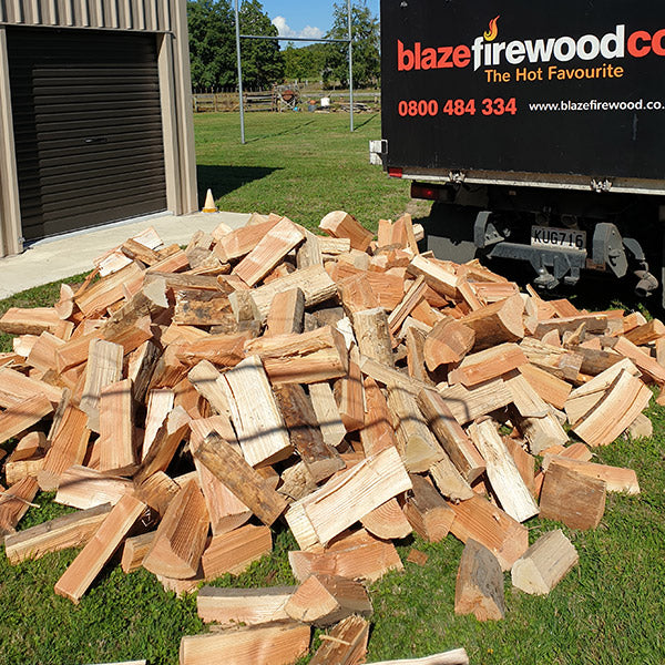 Premium Kiln Dried Hot Mix Firewood