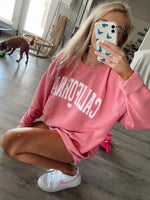 california hearts crewneck