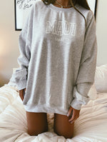 Maui Cloud Sweatshirt