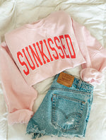 Pink Sunkissed Sweatshirt