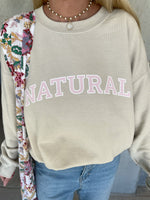 Natural Sweatshirt