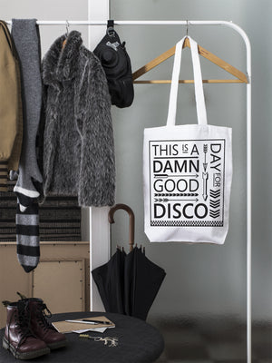 FLASHDANCE TOTE BAG