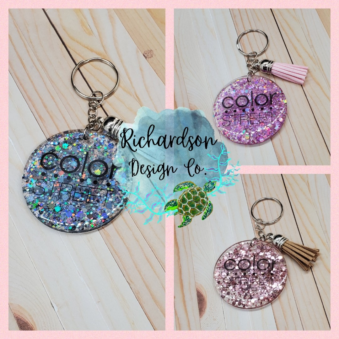 Small Business/Logo Keychains