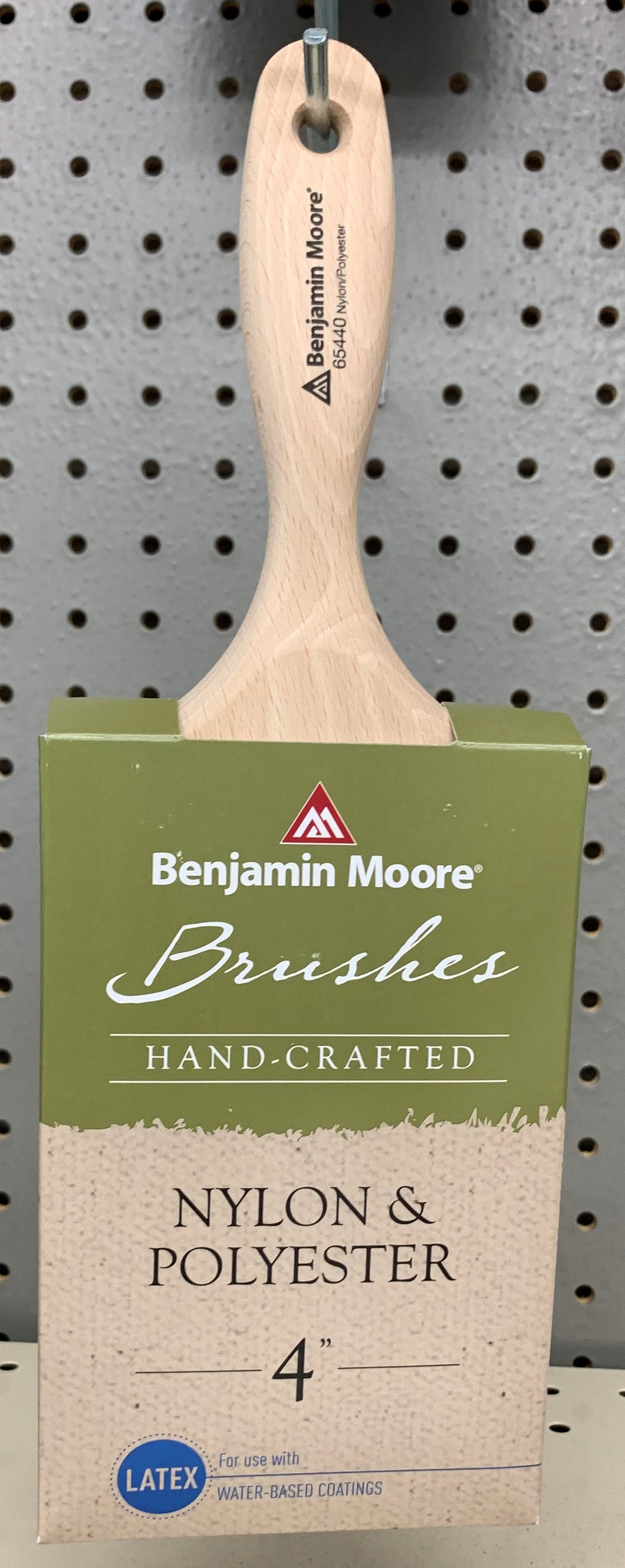 Benjamin Moore Wall Brush 4