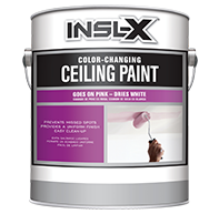 Insl-X Color Change Ceiling Paint White Gallon