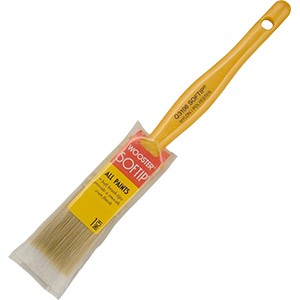 Wooster Softip Flat Paint Brush Q3108