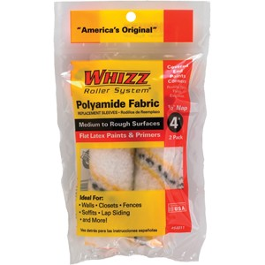 "Whizz Polyamide Gold Strip 1/2"" Nap 4"" 2 pk"