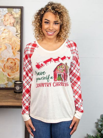 BLACK FRIDAY SPECIAL!!! Have Yourself A Country Christmas Shirt